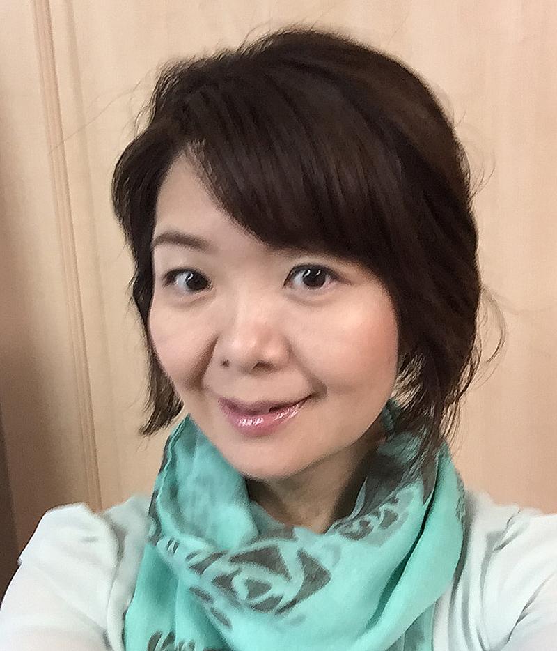 原 綾子さん