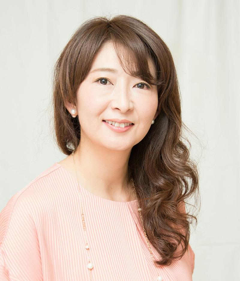 安藤 理奈子さん