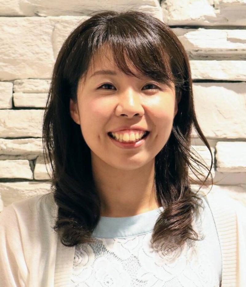 横山 優子さん