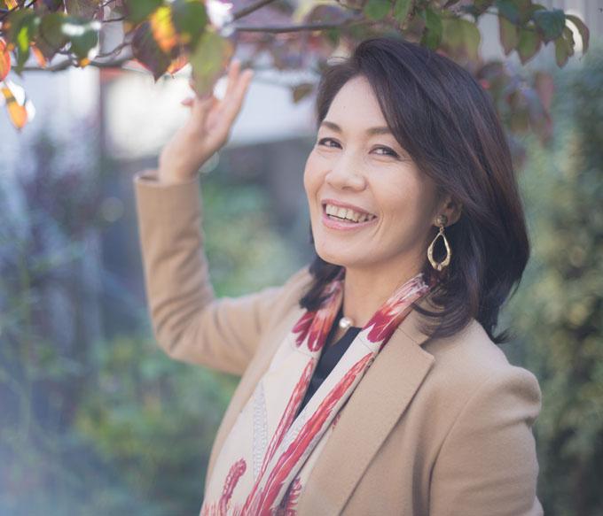 富田里恵子